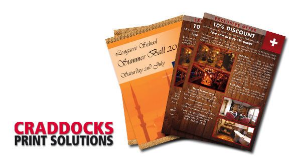 brochure printing services Surrey